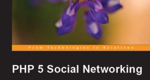 PHP 5 Social Networking