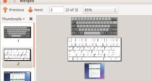Gộp nhanh nhiều hình ảnh vào một file pdf