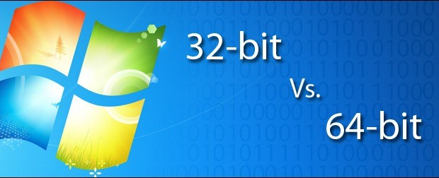 Windows 7 32-bit or 64-bit