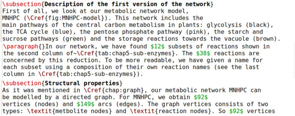 Using Cref for citation of references